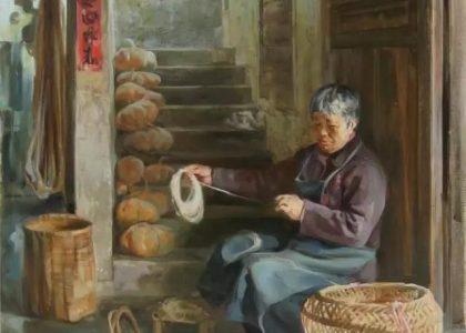 這濃郁的中國氣息……居然是老外畫的