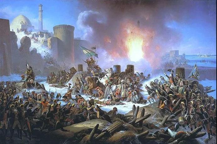 奧恰基夫勝利