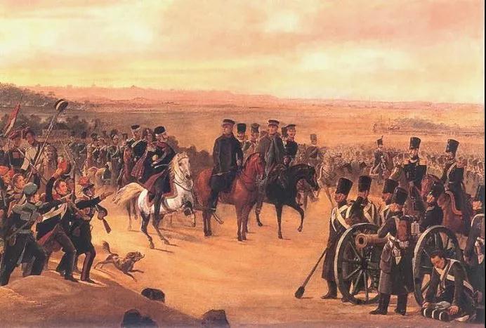 將軍與波蘭軍隊