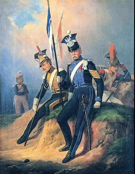 波蘭華沙公國的槍騎士