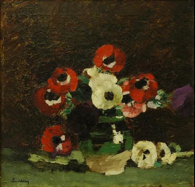 1908銀蓮花