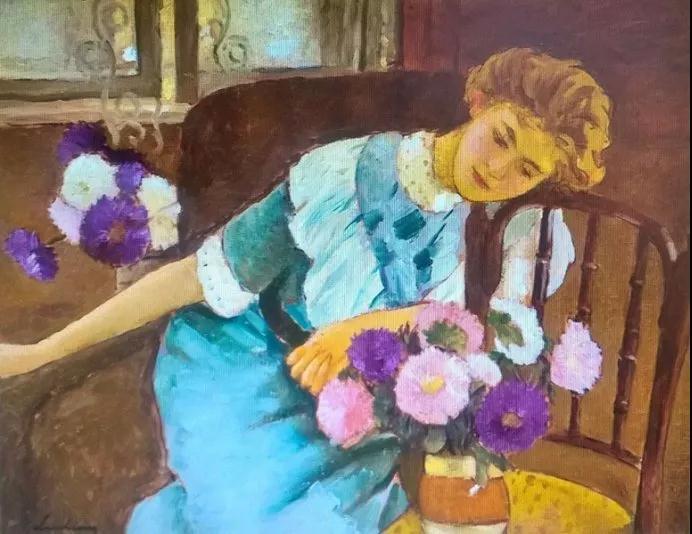 1913畫家的最後一幅畫