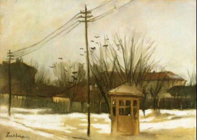 布加勒斯特的街道