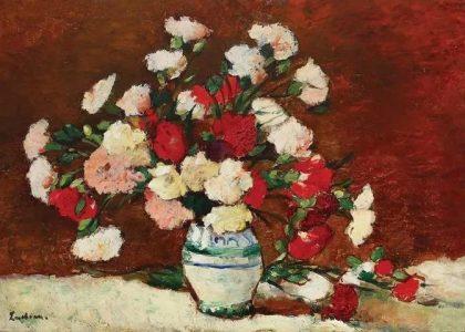 羅馬尼亞畫家Stefan Luchian(1868-1916)