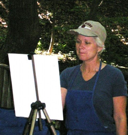 芭芭拉·席林(Barbara Schilling)印象派女畫家