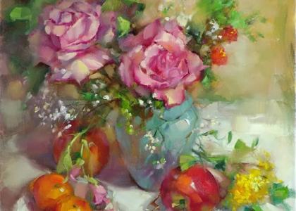 芭芭拉·席林(Barbara Schilling)是西密西根州的美國印象派女畫家,她的作品表現出大膽和自信。
